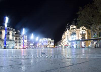 Place de la Comédie - Montpellier - France