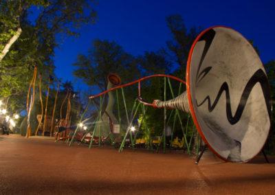 Jardin d'enfants - Montpellier - France