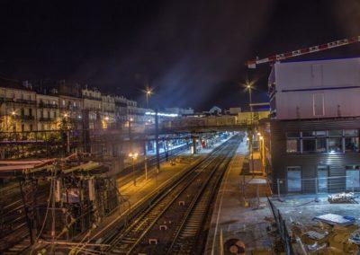 La gare de Montpellier-Saint-Roch - Montpellier - France